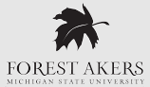 Forest Akers Golf Logo